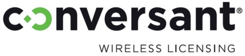 Logo: Conversant Wireless Licensing (CNW Group/Conversant Intellectual Property Management Inc)