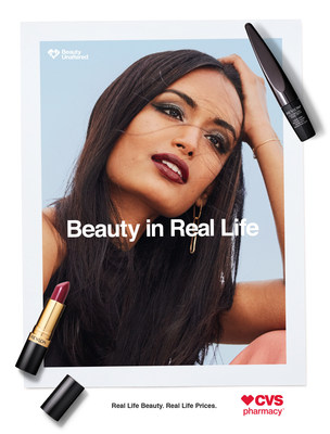 CVS Pharmacy Launches First Campaign Featuring Unaltered Beauty Imagery