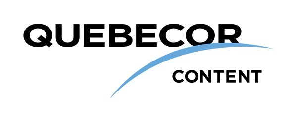Logo: Quebecor Content (CNW Group/Videotron)