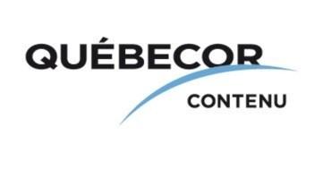 Logo : Québecor Contenu (Groupe CNW/Vidéotron)