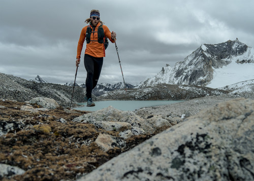Timothy Olson, The Snowman Trek
