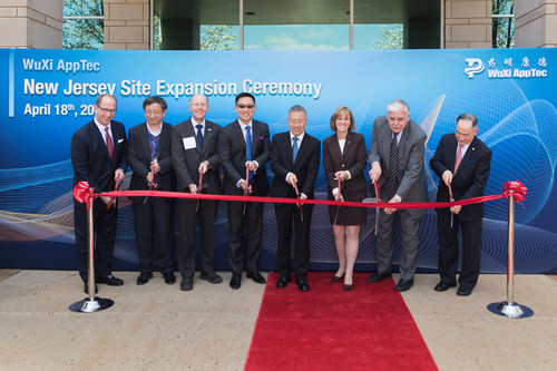 WuXi AppTec Expands Site in the United States for Drug Development Testing Services (PRNewsfoto/WuXi AppTec)