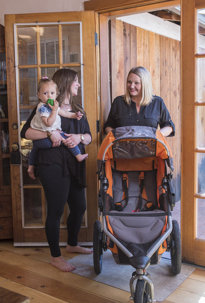 Babierge Trusted Partners carry a wide range of baby gear, toys, books, games and outdoor packages. They deliver to airports, train stations, hotels, vacation rentals or a grandparent's home.