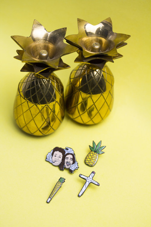 PINTRILL And Sony Pictures Entertainment Team Up To Celebrate The 10th Anniversary Of 'Pineapple Express'
