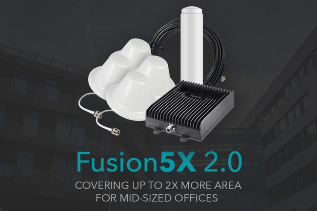 New Performance-Leading Cell Signal Booster for Large Residences and Small-to-Medium Size Buildings in Both Urban and Rural Areas