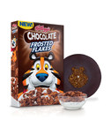 "Chocolate lovers will be singing a new tune when Kellogg's® Chocolate Frosted Flakes™ hits bowls and playlists today with the first record to ever be made out of actual cereal – so that when you are done listening to new release ""Hello"" from Simon Cowell-backed boy band PRETTYMUCH, you can enjoy the sweet taste of Chocolate Frosted Flakes™"