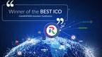 rewardstoken.io Winner of Best ICO at CoinAgenda