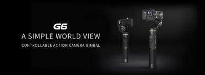 Feiyu presenta el G6, una visión perfecta en una mano