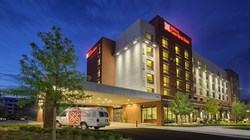 The Hilton Garden Inn Durham-University Medical Center