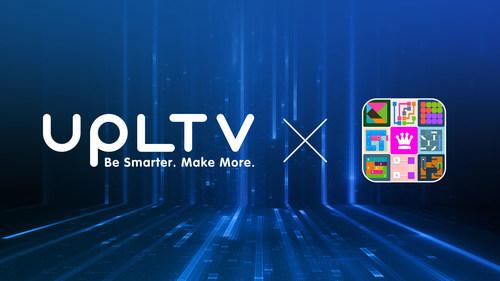 UPLTV Helps Puzzledom Achieve Over 50% Ad Revenue Growth