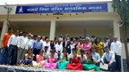 Alfa Laval India CSR Sustainability initiative on Education (PRNewsfoto/Alfa Laval India Private Ltd)