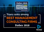 Trianz Ranks Among Forbes 'America's Best Management Consulting Firms 2018'
