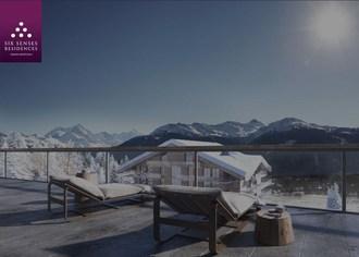 Six Senses Announces Innovative 17-Apartment Concept in Crans-Montana (PRNewsfoto/BARNES)