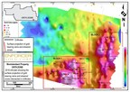 OR79 Drill Hole Plan Au, Montalembert Gold Project (CNW Group/Enforcer Gold)