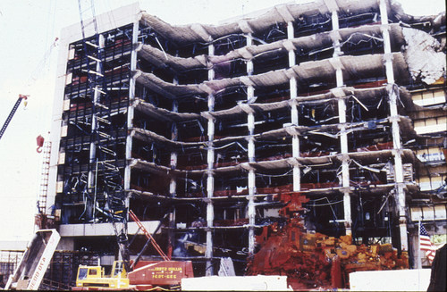 On the 23th anniversary of the bombing of the Alfred P. Murrah Federal Building in downtown Oklahoma City, the American Federation of Government honors the memory of the 168 people who died that day.