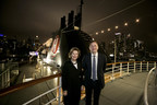 Hurtigruten partners with Queen Sonja Print Award: Young artists and royal art to decorate hybrid ships