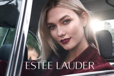 Karlie Kloss será la nueva embajadora de la marca, modelo y portavoz mundial de Estée Lauder (PRNewsfoto/Estée Lauder)