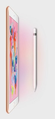 """C Spire is now offering Apple's new 9.7-inch iPad featuring support for Apple Pencil plus even greater performance on its """"customer inspired"""" 4G LTE wireless broadband network. Go to www.cspire.com for pricing and plan details."""