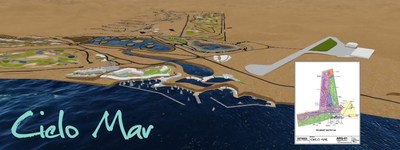 Cielo Mar – preliminary plan for the future of living