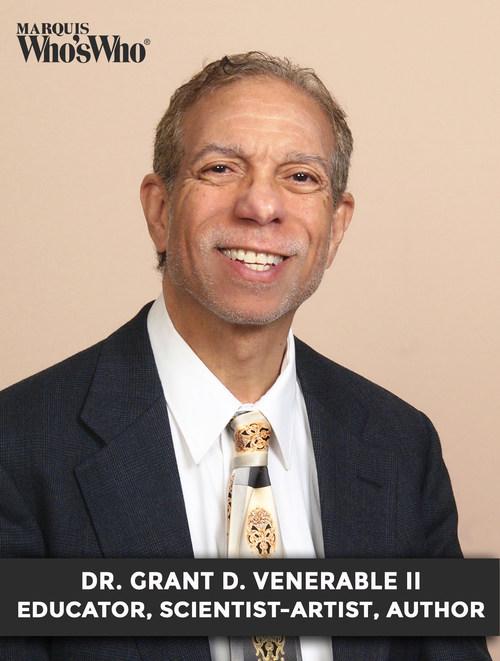 Grant D. Venerable II, PhD