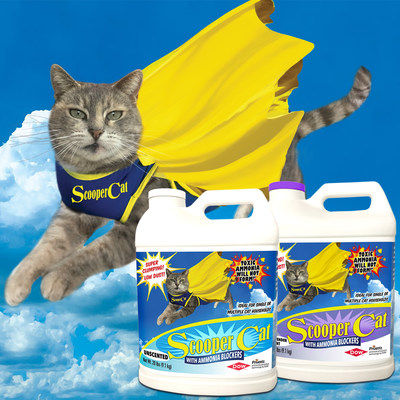 New Generation Cat Litter Promotes Pet Health with Dow's Innovative Technology