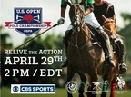 United States Polo Association & U.S. Polo Assn. Announce CBS Sports Returns as Television Partner for 2018 U.S Open Polo Championship®