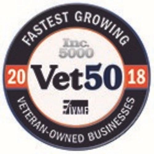 Vet 50 Logo