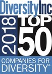 2018 DiversityInc Top 50 Companies For Diversity To Be Announced At Annual NYC Dinner On May 1