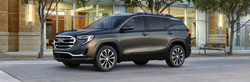 The 2018 GMC Terrain is available now at Palmen Buick GMC Cadillac.