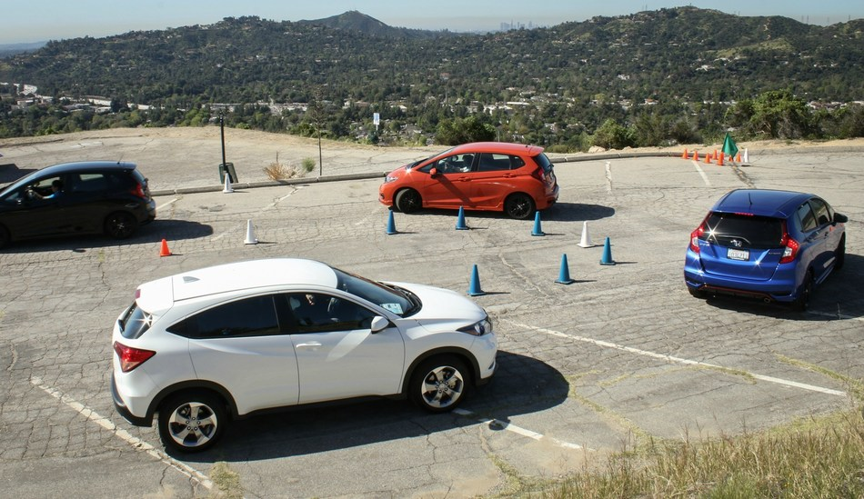 """Yesterday Honda hosted more than 53 media and social influencers at its """"Shifting Gears"""" celebration of the manual transmission in the San Gabriel mountains."""
