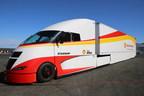Shell e AirFlow Truck Company apresentam a Starship - uma carreta hipereficiente