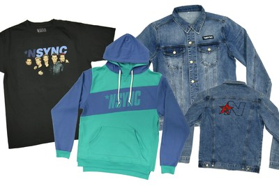 """NSYNC """"Dirty Pop-Up"""" Experience, featuring a limited inventory of official merchandise, launches on April 28 - May 1 in Hollywood, CA."""