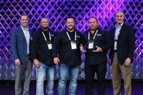 Apex General Contracting receives two national awards from Owens Corning