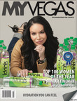 idrink beverages President Mariah Fineman lands the cover of MYVEGAS Magazine's Top 100 Women of the Year!