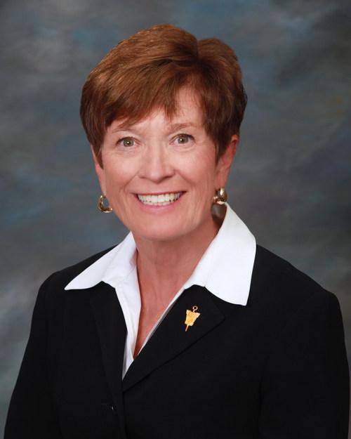 Dr. Joan Lappe, NOF's 2018 Lawrence G. Raisz, MD Memorial Lecture Award Recipient.
