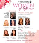 The T.J. Martell Foundation Honors Five Extraordinary Women At The 6th Annual Women Of Influence Awards In New York