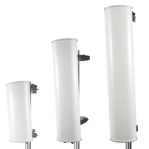 High Performance 2 GHz Sector Antennas for LTE Networks