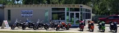 "Midtown Motors of Daytona. ""The One Stop Cycle Shop"""