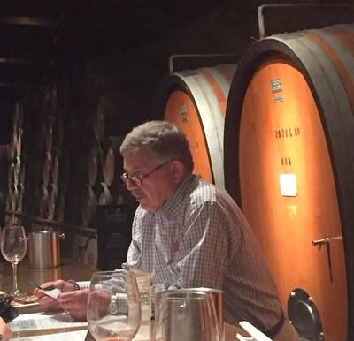 Winemaker Igor Sill of Sill Family Vineyards