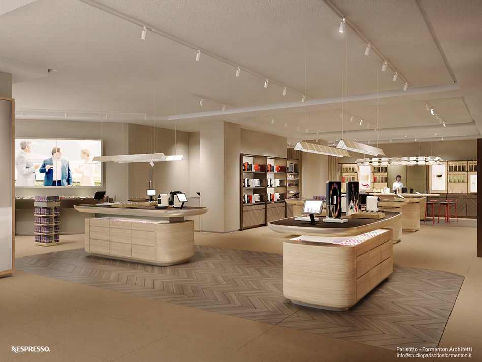 Nespresso Vancouver Boutique in Metropolis at Metrotown (4700 Kingsway, Burnaby, BC, V5H 4N2) (CNW Group/Nestle Nespresso SA)