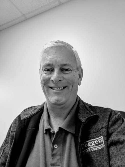 Martin Reavis joins Doggett Concrete as a Commercial Project Manager
