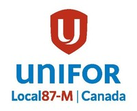 Unifor Local 87-M (CNW Group/Unifor Local 87-M)