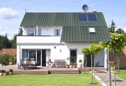 Hanergy rooftop solar power solution