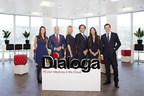 Dialoga Group Executive Team (PRNewsfoto/Dialoga)