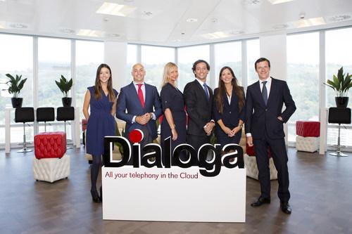 Dialoga Group Executive Team