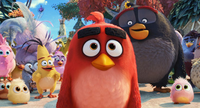 Voice Cast Returning for Angry Birds 2 Movie
