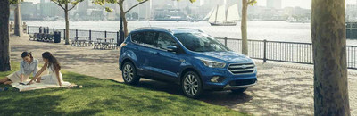 Barton Ford Suffolk Offers New Ford Escape at Affordable Pricing