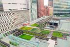Laboratoire d'agriculture urbaine du Palais des congrès de Montréal (Groupe CNW/Palais des congrès de Montréal)