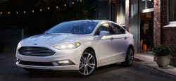 2018 Ford Fusion lineup available at Beach Ford