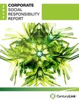 CenturyLink's 2017 Corporate Responsibility Report